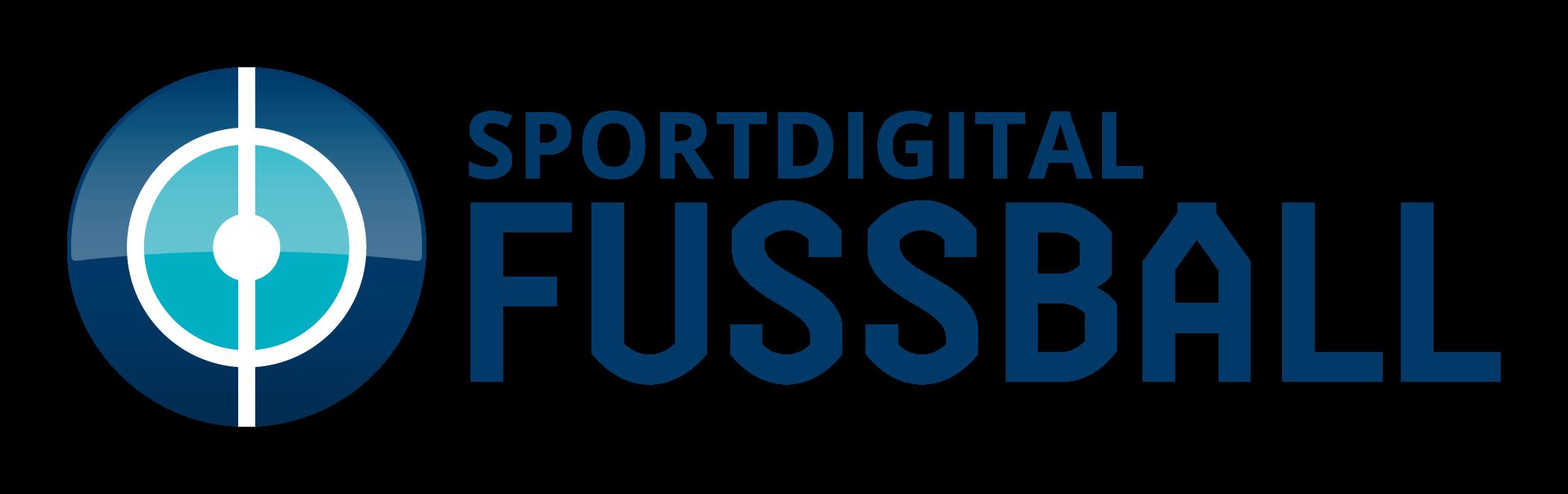 SPORTDIGITAL FUSSBALL Logo